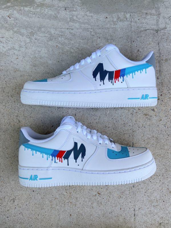 Opplain Custom Sneakers - BMW M series 4