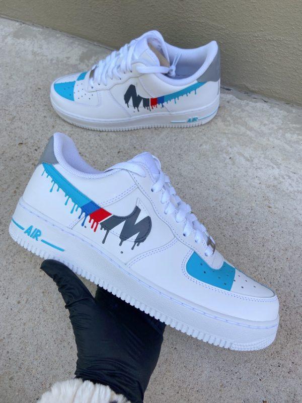 Opplain Custom Sneakers - BMW M series