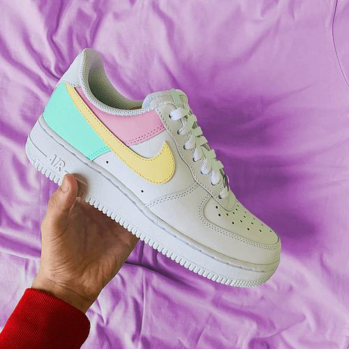 Opplain Custom Sneakers - Block Colors
