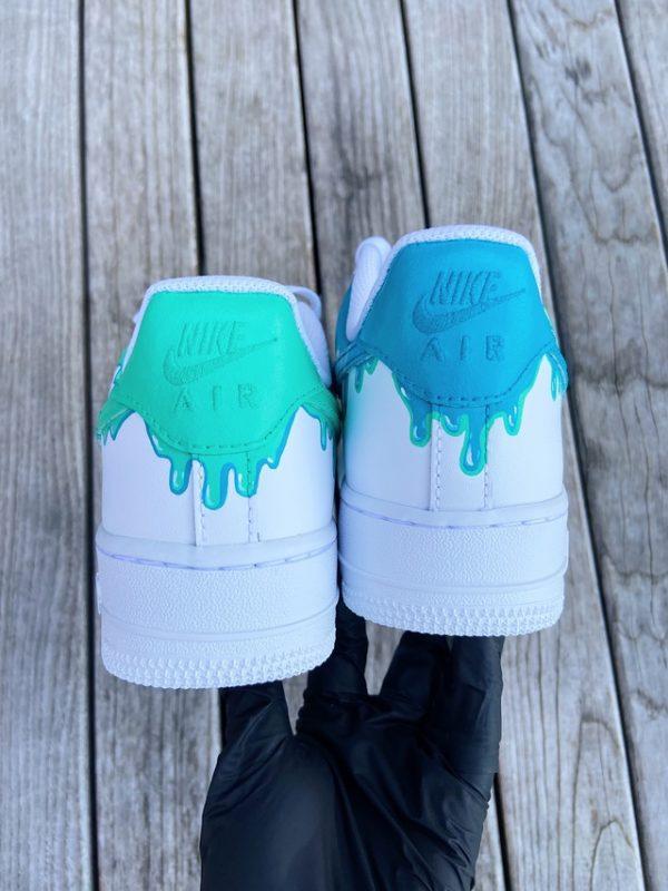 Opplain Custom Sneakers - Gocce dacqua 3