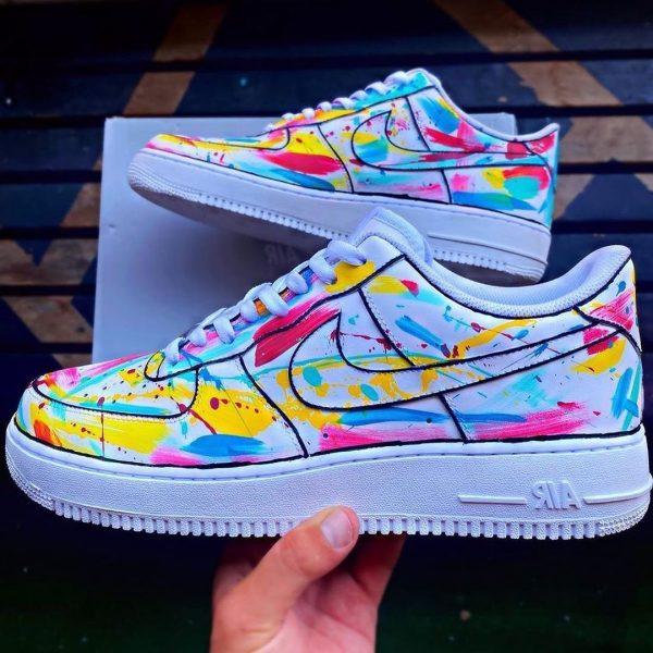 Opplain Custom Sneakers - level ice  20200919 232312 1
