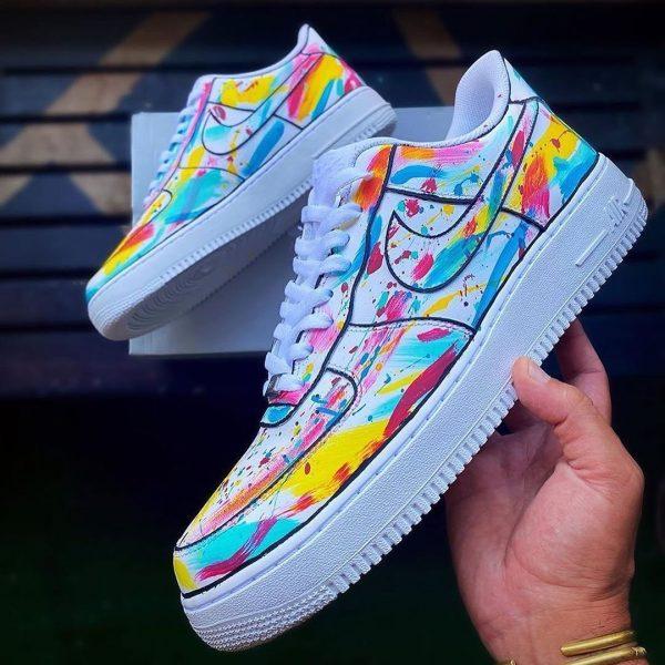 Opplain Custom Sneakers - level ice  20200919 232312 3