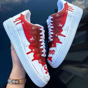 Opplain Custom Sneakers - customkicks.art 20201113 205250 0