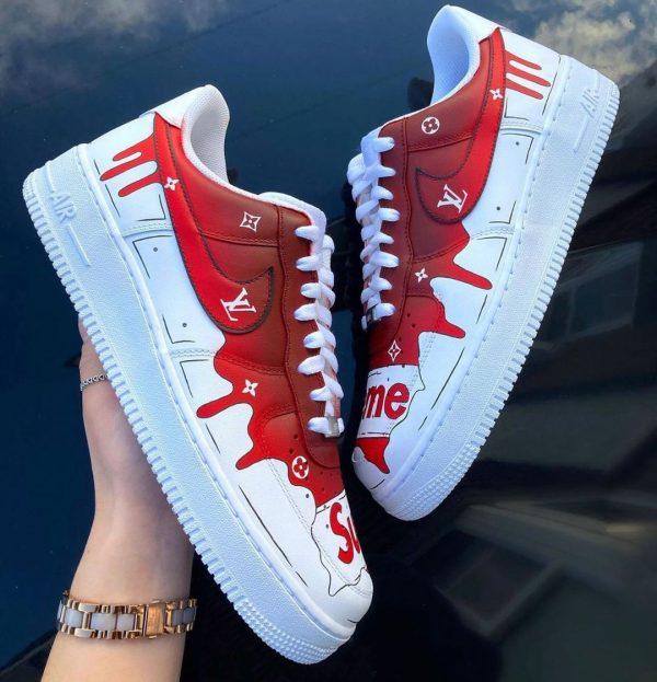 Opplain Custom Sneakers - customkicks.art 20201113 205250 0