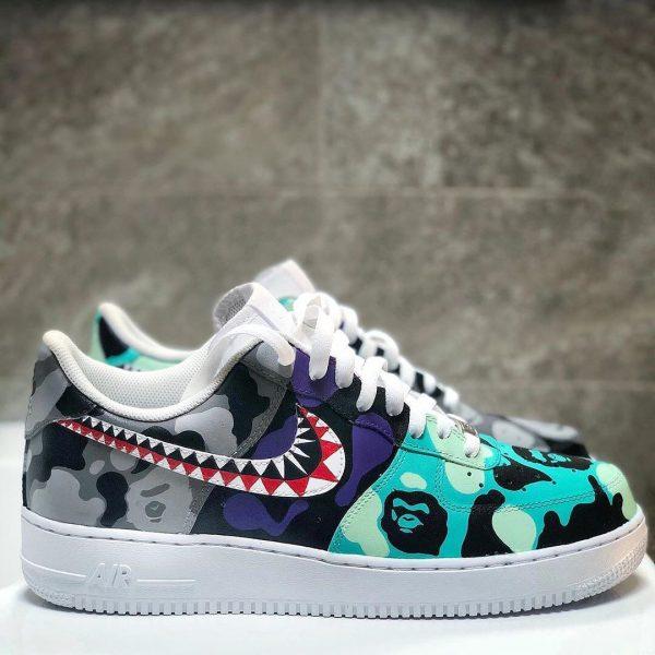 Opplain Custom Sneakers - level ice  20201107 104355 0