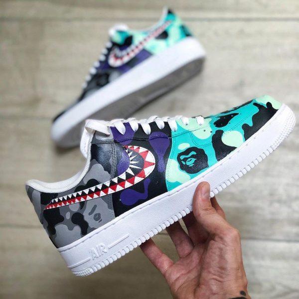 Opplain Custom Sneakers - level ice 20201107 104355 1
