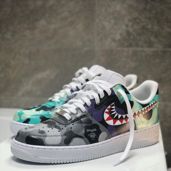 Opplain Custom Sneakers - level ice  20201107 104355 3